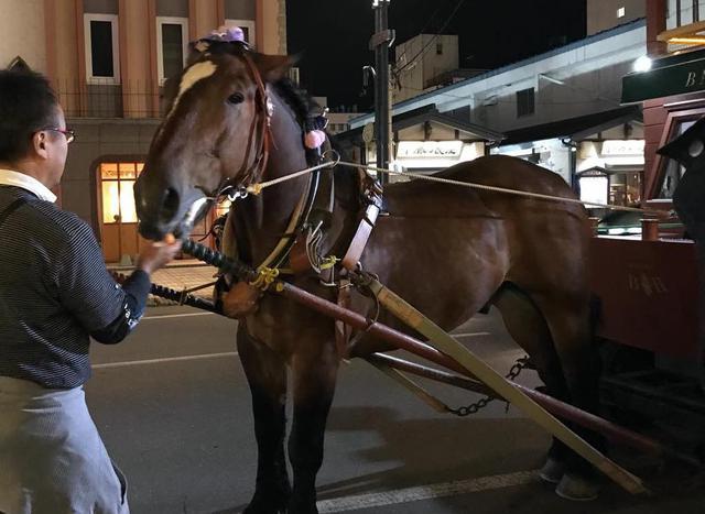 画像2: 変わらず人気の十勝名物「馬車BAR」