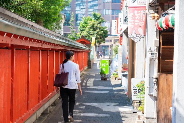 """画像11: ゆっくりスタートの2日目は、街歩きへ fabbit Global Gateway """"ACROS Fukuoka"""""""