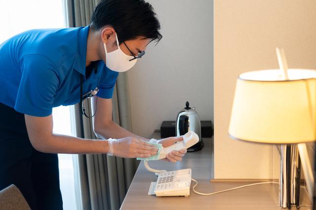 画像6: ワーケーションプランが、出張先での過ごし方を変える ホテル日航福岡