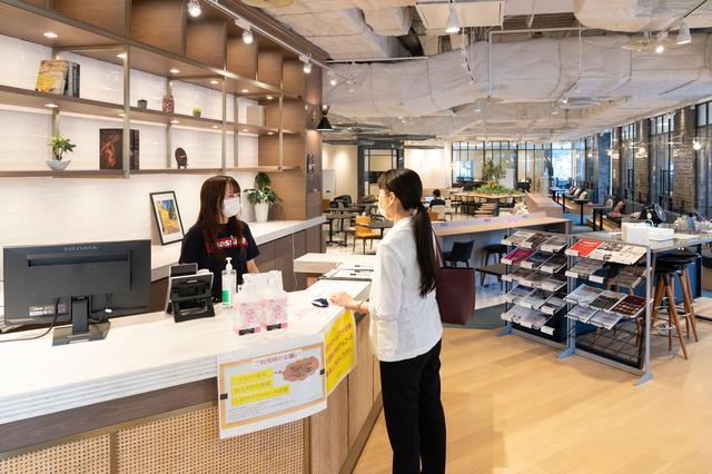 """画像3: ゆっくりスタートの2日目は、街歩きへ fabbit Global Gateway """"ACROS Fukuoka"""""""