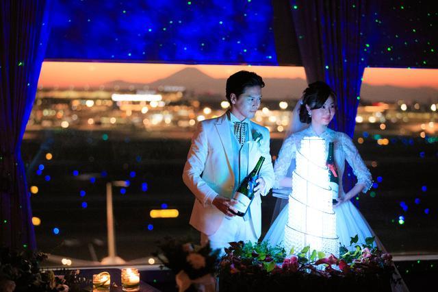 画像3: 羽田空港雑学File 5 羽田空港では結婚式が挙げられます