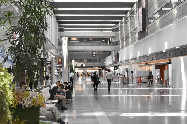 画像: 羽田空港雑学File 1 実は世界一清潔な空港に選ばれています
