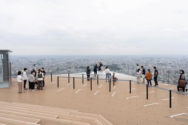 画像1: 渋谷の新しいランドマーク「SHIBUYA SKY(渋谷スカイ)」は今がおすすめ
