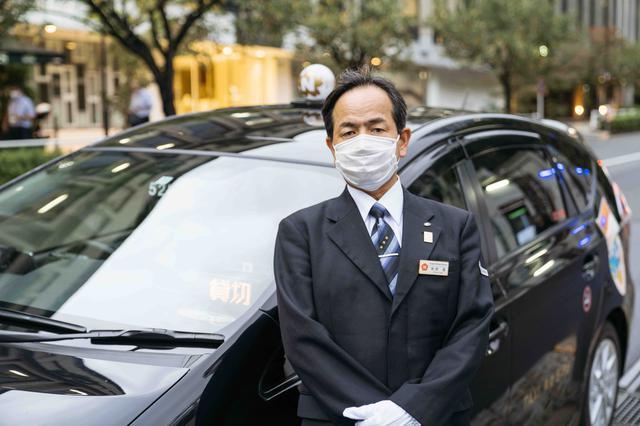 画像: タクシー運転手が語るコロナ禍中の東京観光