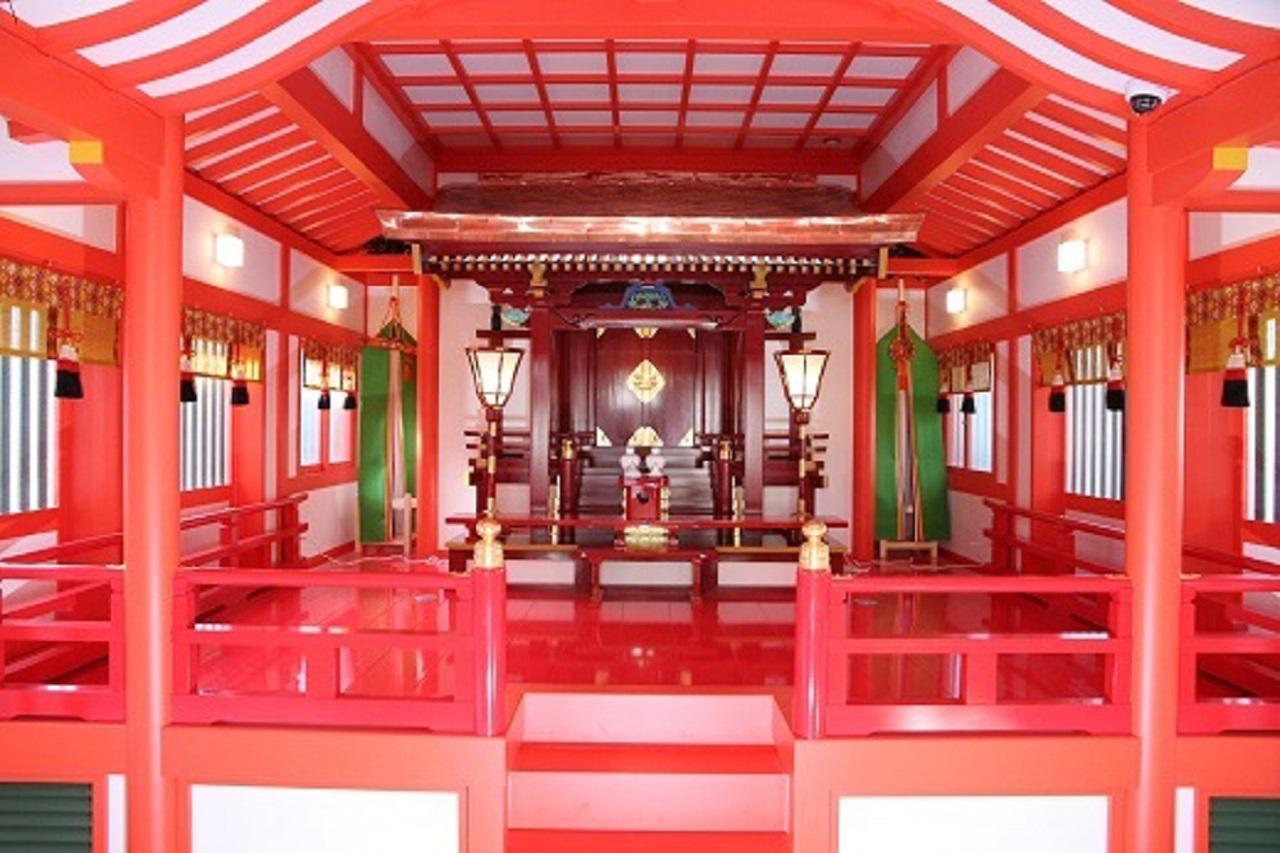 画像: 豊中えびす社拝殿