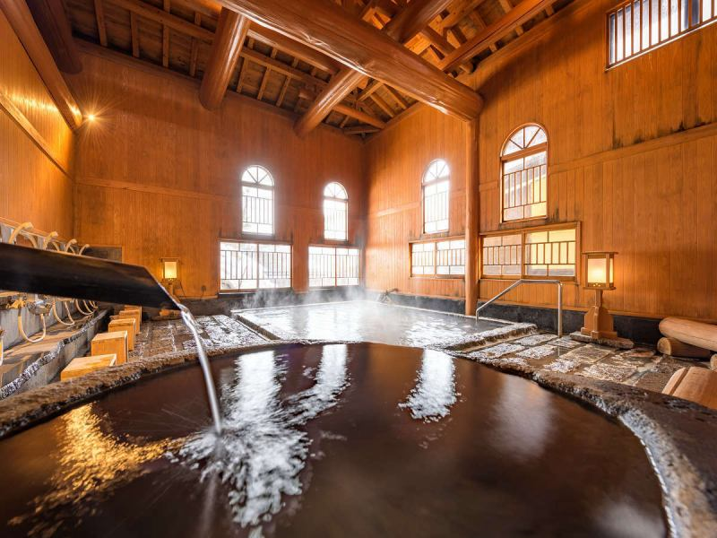 画像: 泉質と地元の食材を堪能する温泉宿「旅館 多郎兵衛」