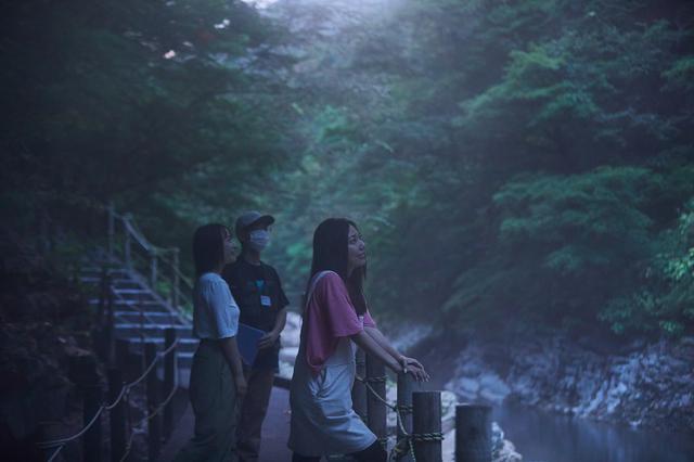 画像3: 悠久のときをかけて水が温泉を掘り当てた、小安峡の「大噴湯」