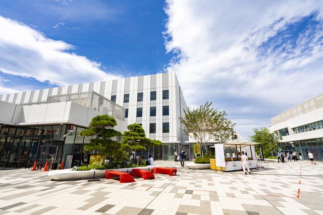 画像: 羽田空港の隣に新オープン、最先端と伝統が行き交う複合施設「HANEDA INNOVATION CITY」