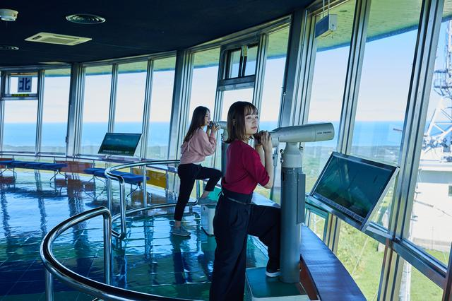 画像1: 開放感あふれる日本海の眺望を堪能。秋田の自然をめぐる旅-県央・男鹿編-