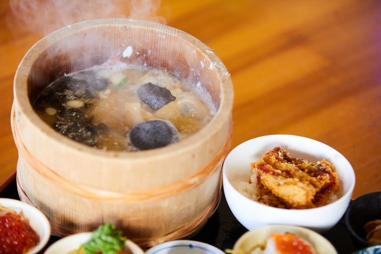 画像: 石焼き料理