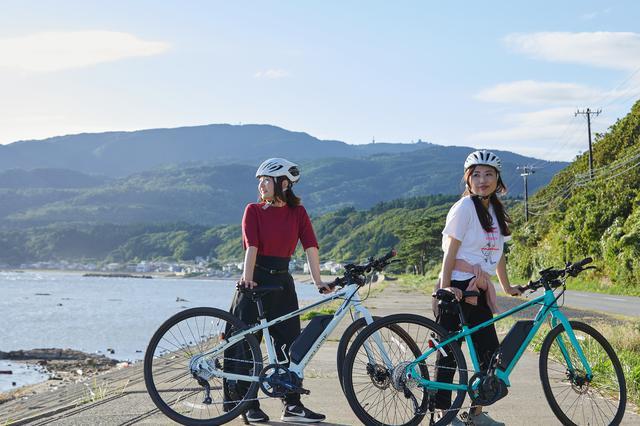 画像7: 開放感あふれる日本海の眺望を堪能。秋田の自然をめぐる旅-県央・男鹿編-
