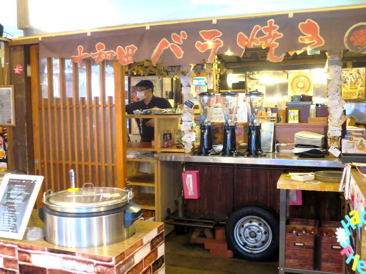 画像: 屋台発祥つながりで屋台文化の福岡・中洲川端の「司」さんを訪問し、頂いた本物屋台