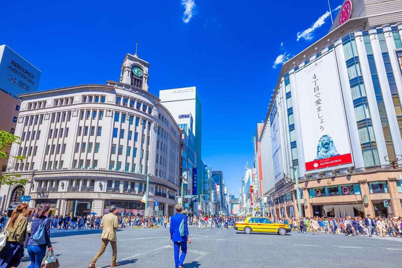 画像: 【2020年】銀座で楽しむ!おすすめ観光スポット&グルメ15選