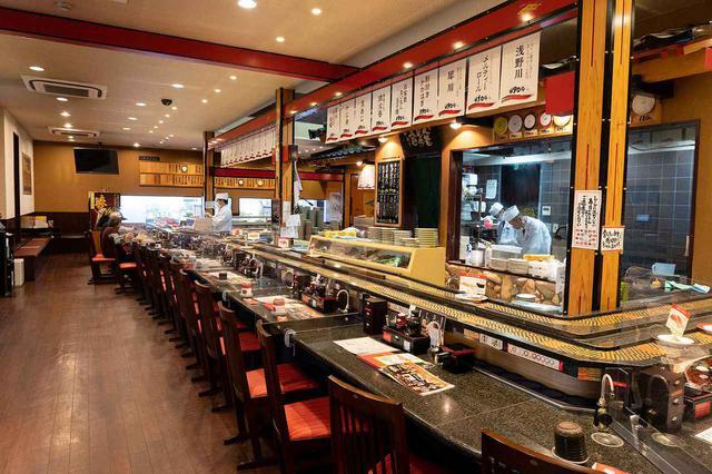 画像2: 手の込んだ寿司を味わいながら、加賀百万石の文化も堪能「金沢まいもん寿司 本店」