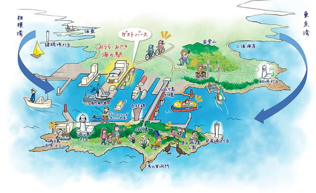 画像2: 関東でマグロ?!三崎で海鮮、絶景、夕日、星空を楽しむ日帰り旅へ
