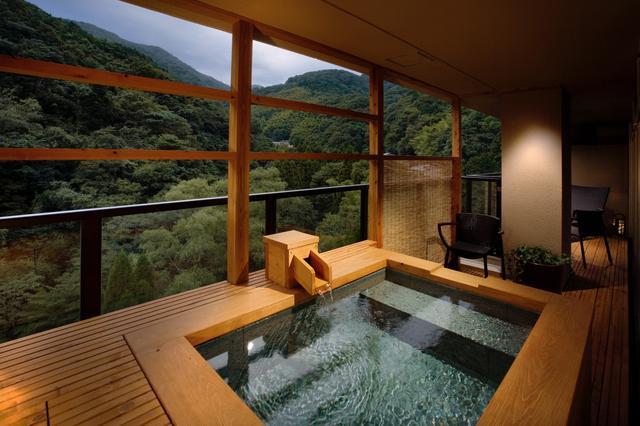 画像4: 【神奈川】奥湯河原の渓谷にたたずむ老舗の料亭旅館