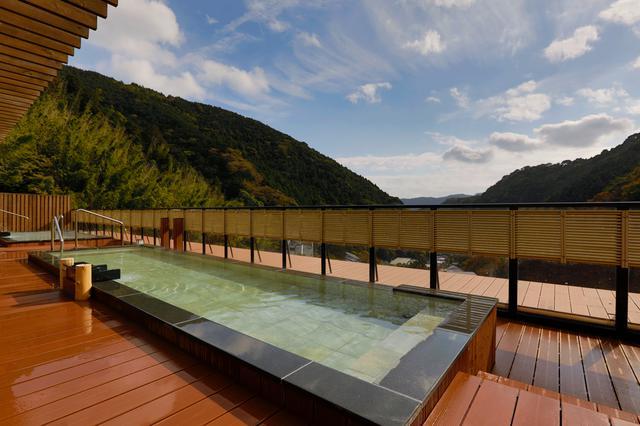 画像6: 【神奈川】奥湯河原の渓谷にたたずむ老舗の料亭旅館