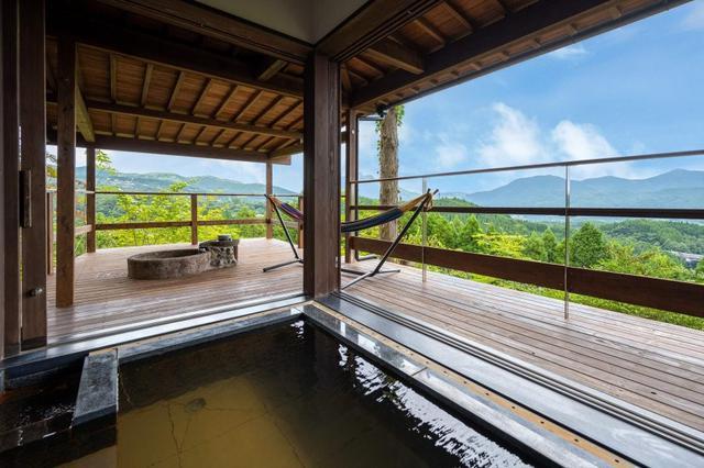 画像5: 【大分】由布岳を望むフォレストリゾートで、美肌の湯と和牛懐石を堪能