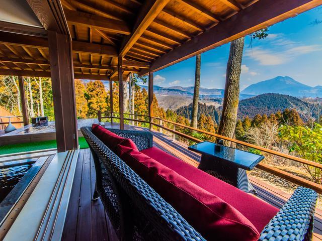 画像4: 【大分】由布岳を望むフォレストリゾートで、美肌の湯と和牛懐石を堪能