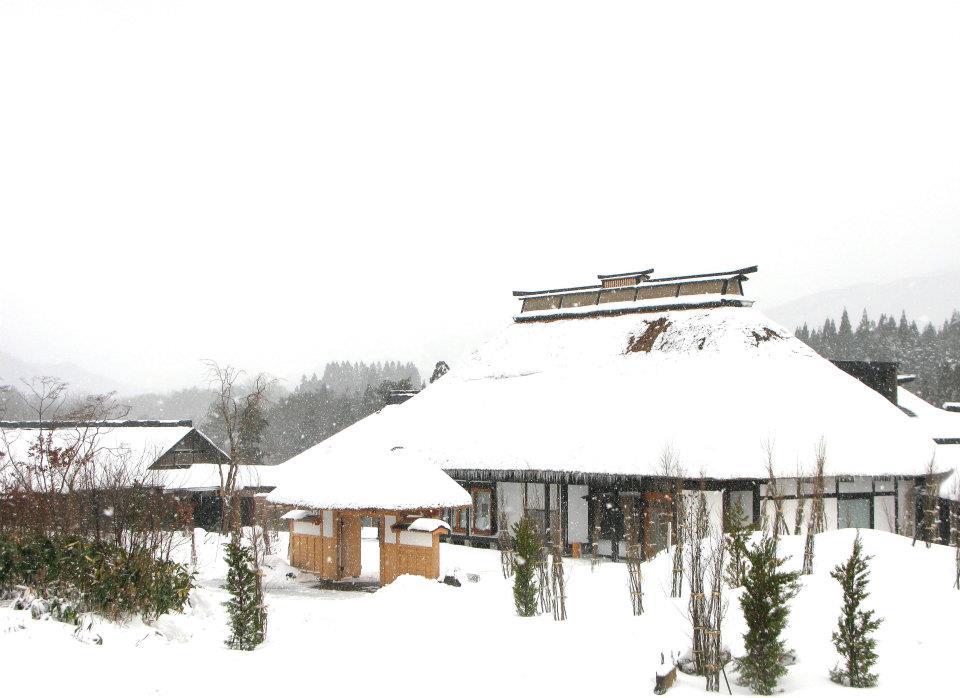 画像2: 【秋田】古民家を改築した和やかな空間で、里山の自然に癒される