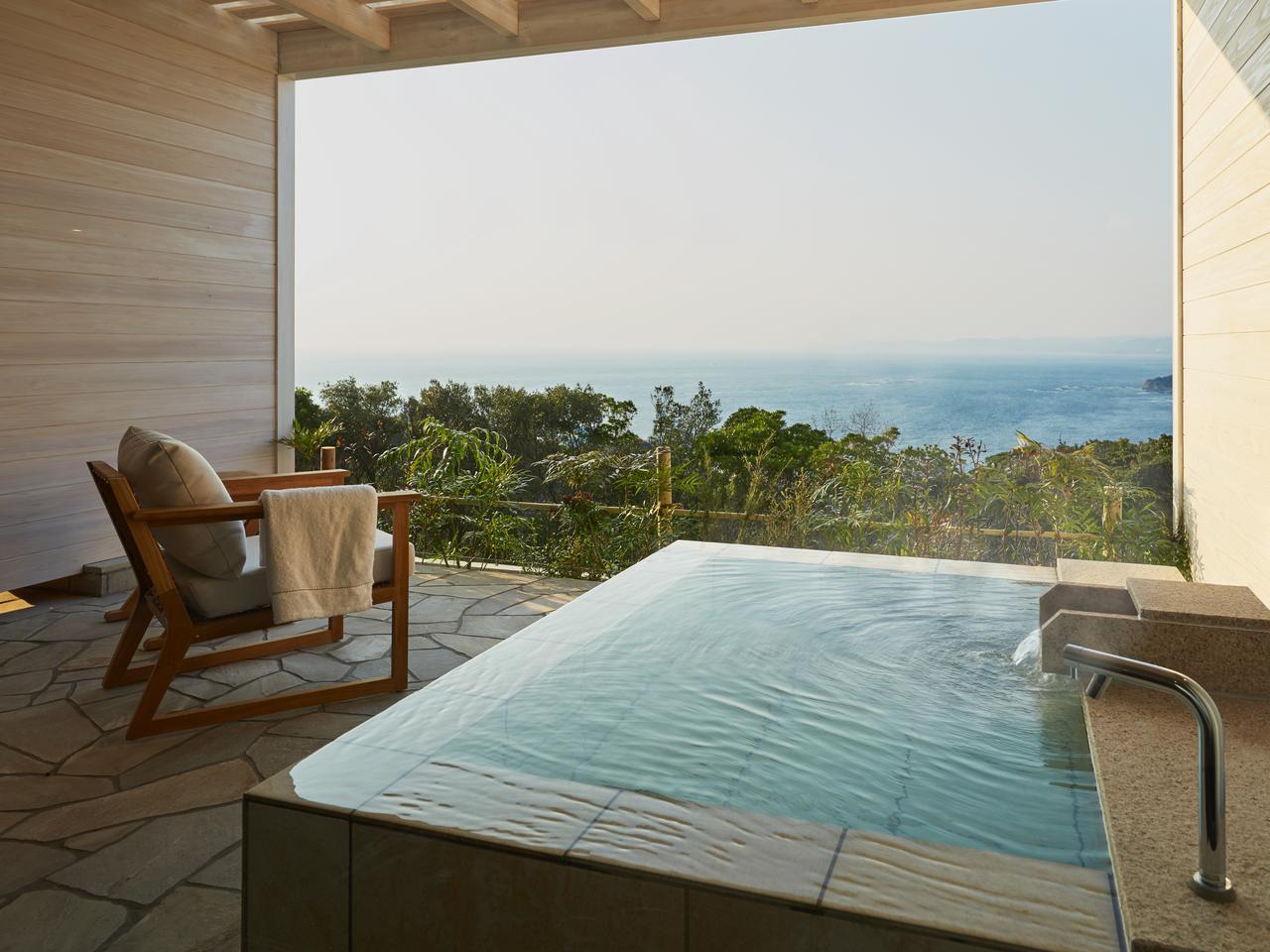 画像3: 【和歌山】日本屈指の古湯を、太平洋のインフィニティービューとともに