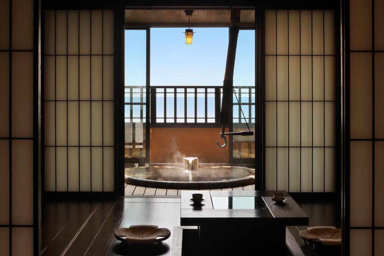画像3: 【静岡】2種の風呂を一棟に備えた、貸別荘感覚の温泉宿