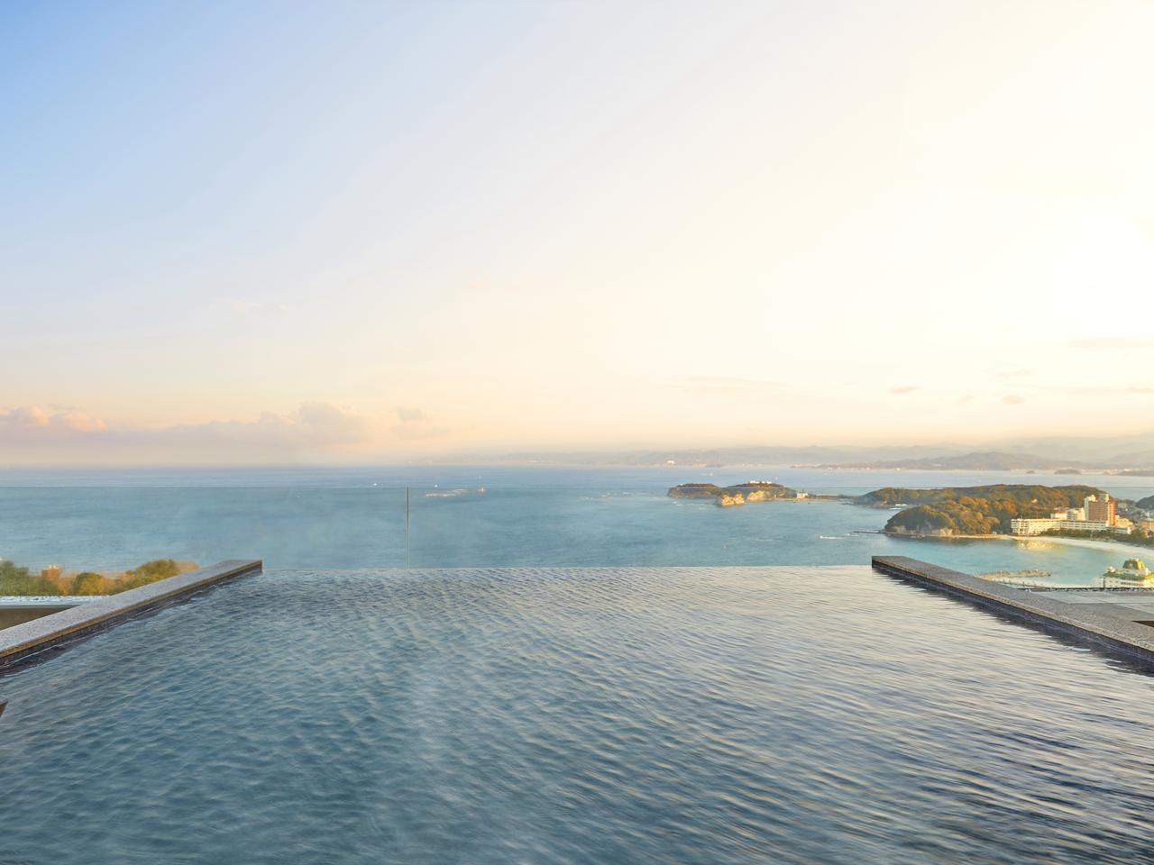 画像6: 【和歌山】日本屈指の古湯を、太平洋のインフィニティービューとともに