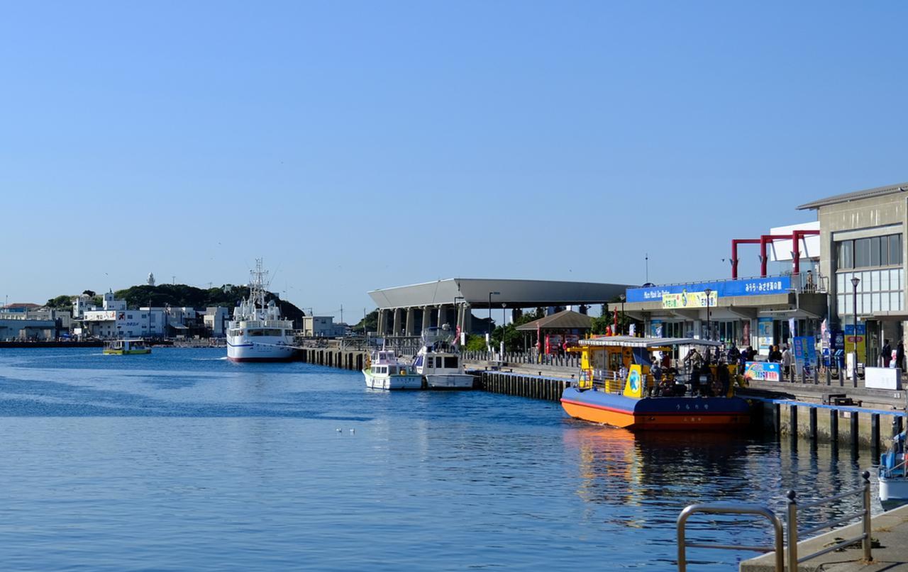 画像: 三浦半島の先端に位置する三崎港は、海とマグロと漁業の町。今回は三崎・城ヶ島を旅します。