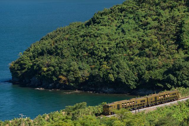 画像8: 豪華な列車内で九州の美食と絶景を堪能。個性溢れる3つの観光列車旅