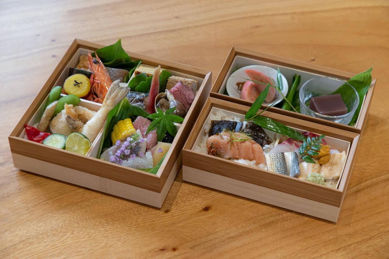 画像: 月曜日ルート 博多・西中洲にあるミシュラン一つ星店「ながおか」が手掛けた日本料理