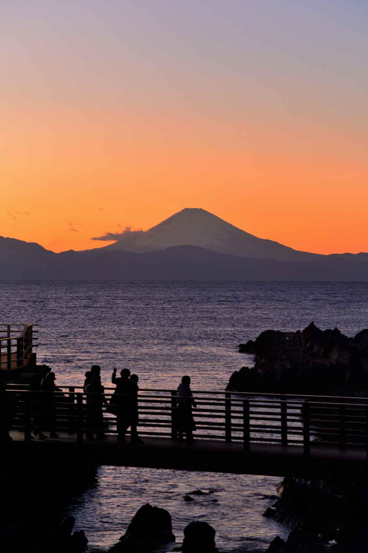 画像1: 関東でマグロ?!三崎で海鮮、絶景、夕日、星空を楽しむ日帰り旅へ