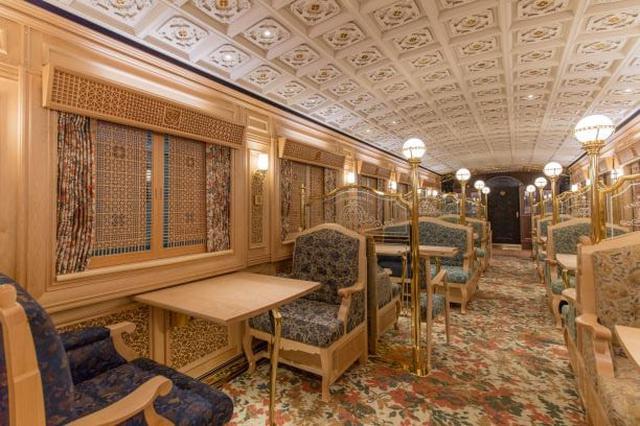 画像5: 豪華な列車内で九州の美食と絶景を堪能。個性溢れる3つの観光列車旅