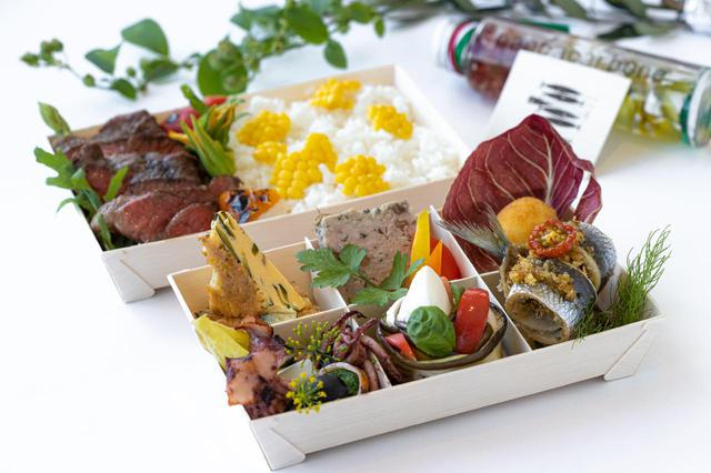画像: 土曜日ルート 「パッパカルボーネ」による宮崎の旬の食材で作ったイタリアン