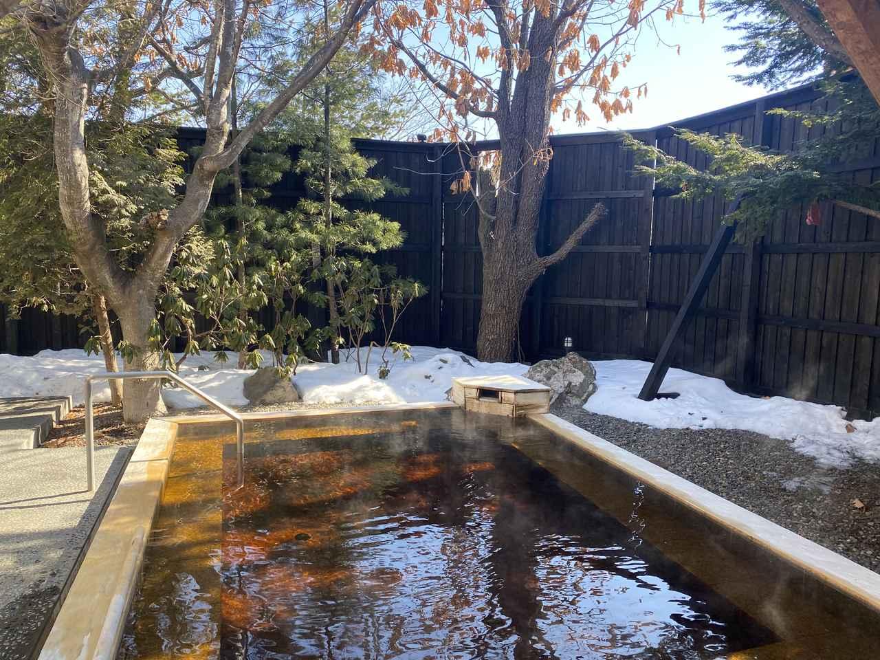 画像: ロウリュサウナも人気の「ひまわり温泉」