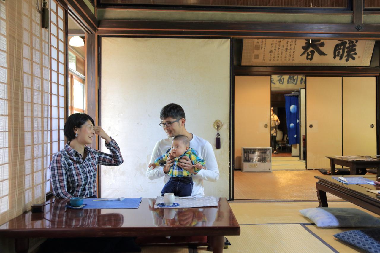 画像5: 日本家屋を利用した趣ある建物で、家族と味わう手打ち蕎麦