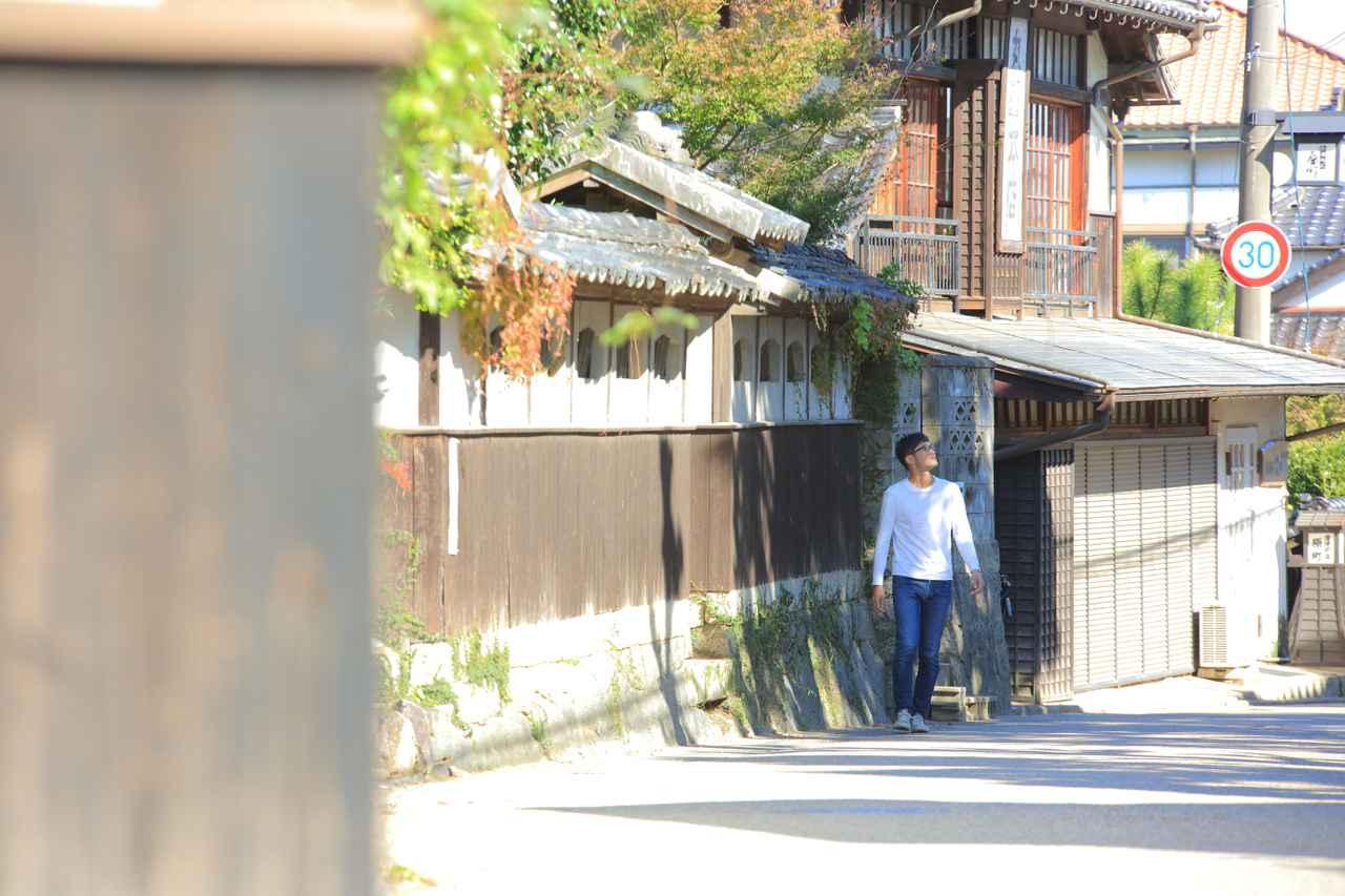 画像1: 日本家屋を利用した趣ある建物で、家族と味わう手打ち蕎麦