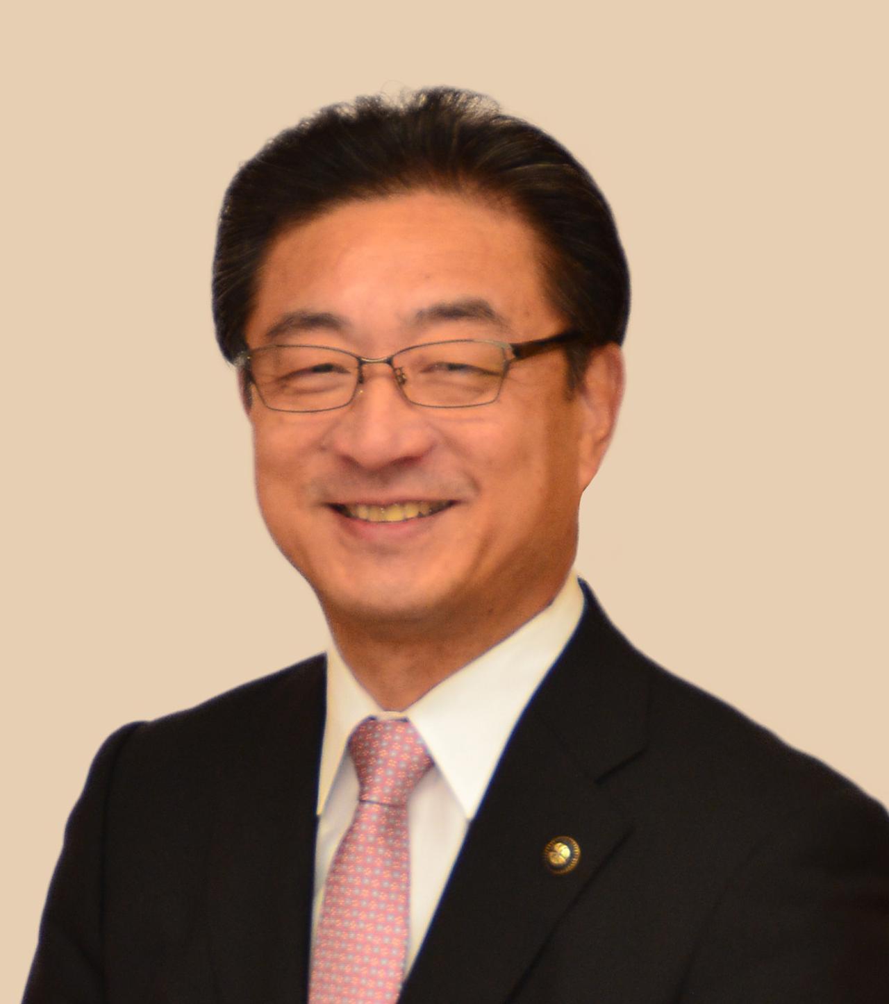 画像: 帯広市長 米沢則寿