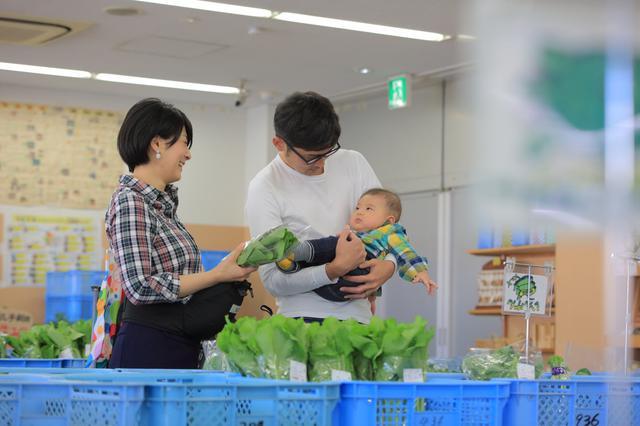 画像2: 宗像市のおいしい食材が集結。地元の人も愛する直売所