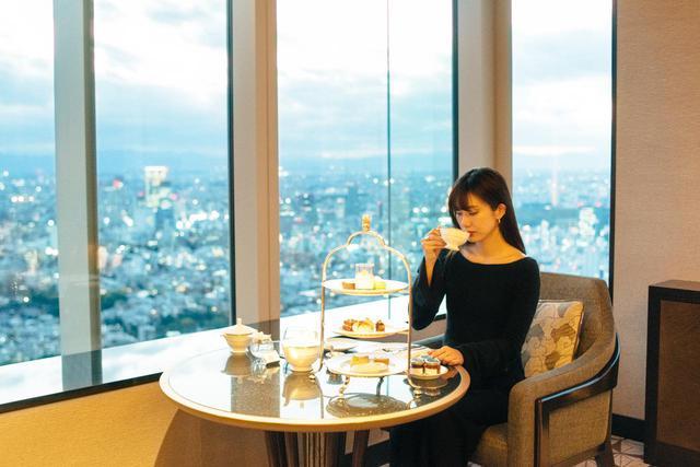 画像2: ラグジュアリーの極み。六本木「ザ・リッツ・カールトン東京」で最高の贅沢を楽しむ