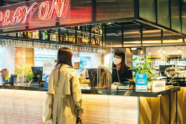 画像2: まるでNY。「モクシー東京錦糸町」で、ホテルでの時間も遊び尽くす