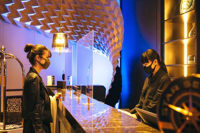 画像4: 今注目を集める街・竹芝の「メズム東京」で革新的なサービスを体験