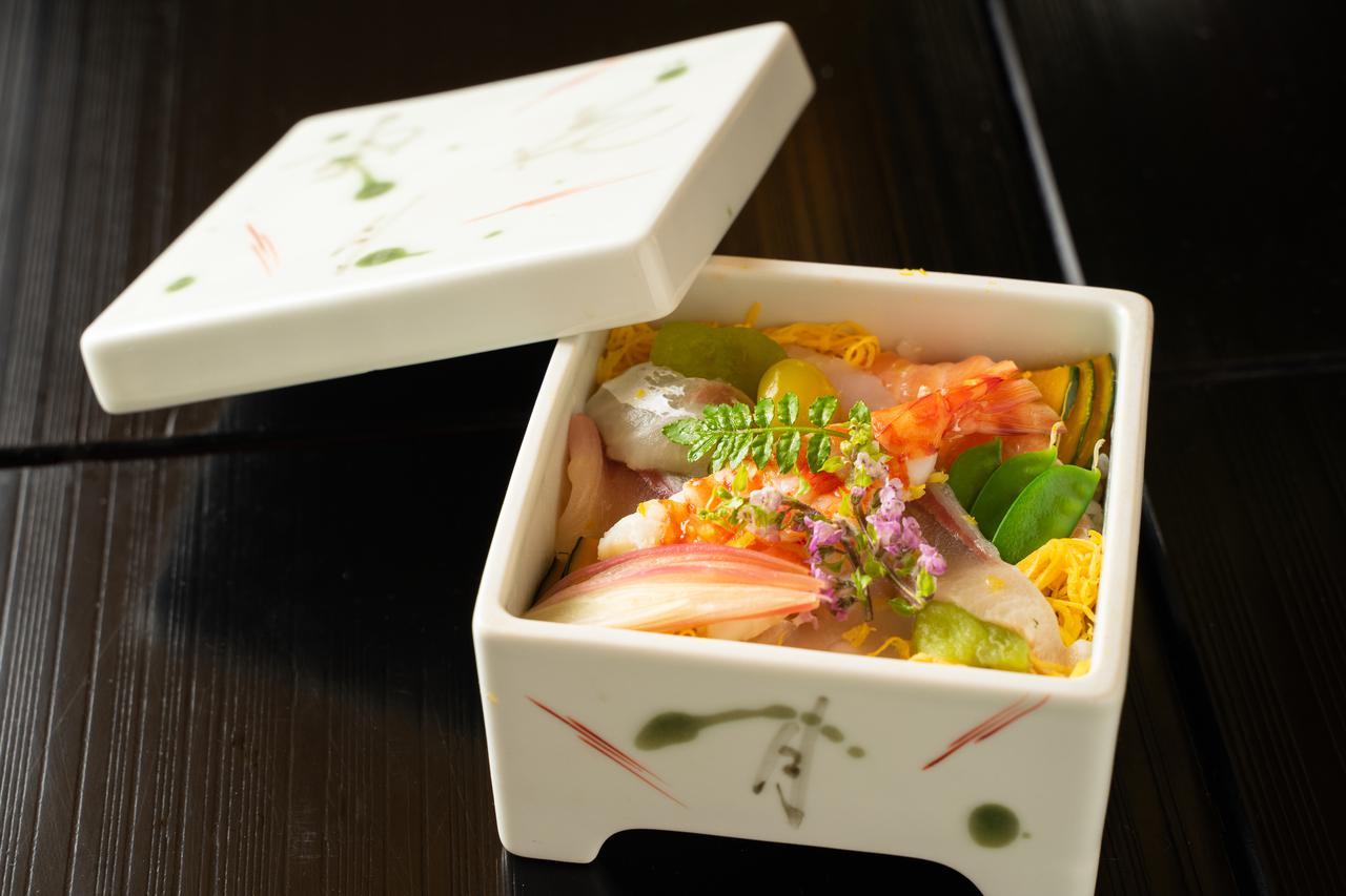 画像: 季節の瀬戸内魚菜 ちらし寿し