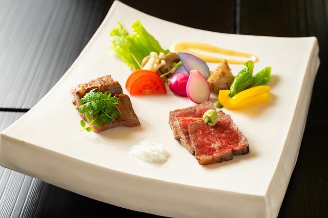 画像: 讃岐オリーブ牛ステーキ