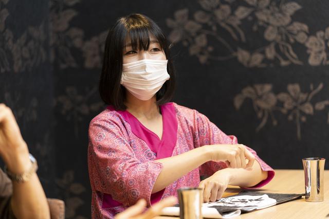 画像: JALブランドコミュニケーション/JAL Sauna Club サウナ女子総括 奈良間恵