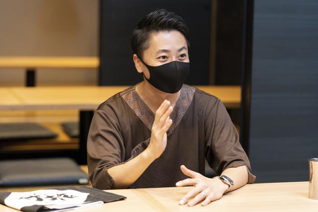 画像: Web販売部 企画グループ アシスタントマネジャー/JAL Sauna Club 幹事長 岡本昂之