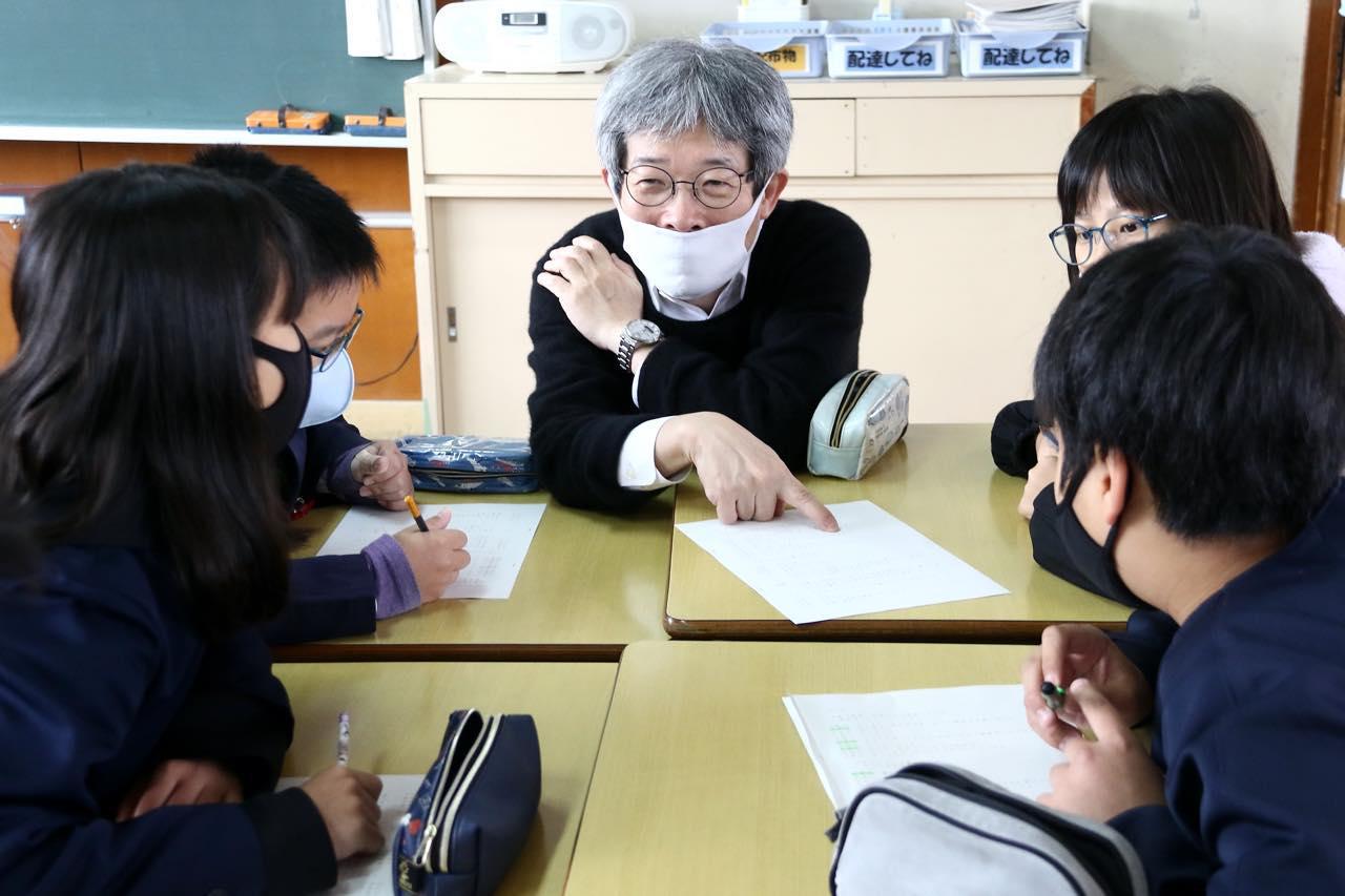画像2: 豊岡の小中学生の学びと育ちを支える、コミュニケーション教育~平田オリザさんとの出会い~