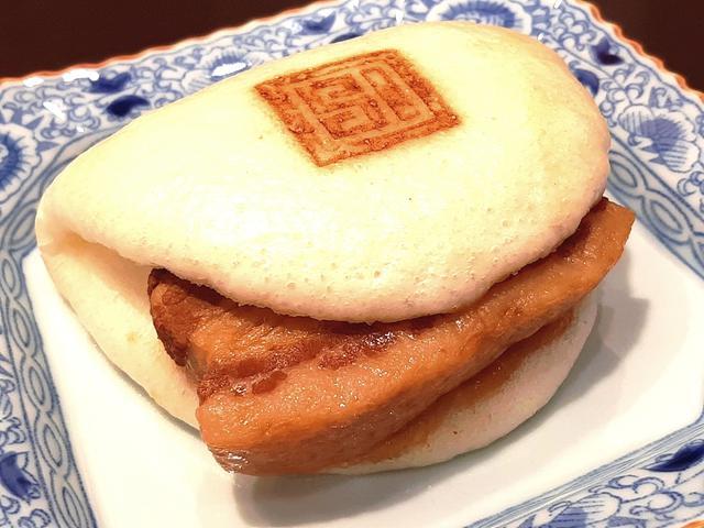画像: 長崎角煮まんじゅう。レギュラーの他「大とろ」「チーズ」など種類豊富
