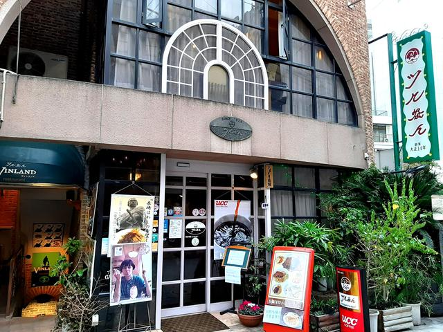 画像: 現在の建物は約30年前に。壁面など随所に歴史を感じるゆえ、「長崎レトロ見聞館」の称号も