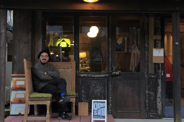 画像5: 2地域居住から移住へ。阿蘇との不思議な縁に導かれた シャツデザイナー 吉田義貴さん
