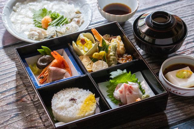 画像3: 港町・臼杵名物のふぐを味わえる老舗料亭「喜楽庵」